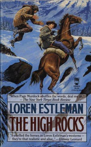 9780812535662: The High Rocks (Page Murdock, US Deputy Marshall, Book 1)