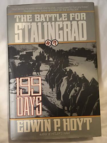9780812536003: 199 Days: The Battle for Stalingrad