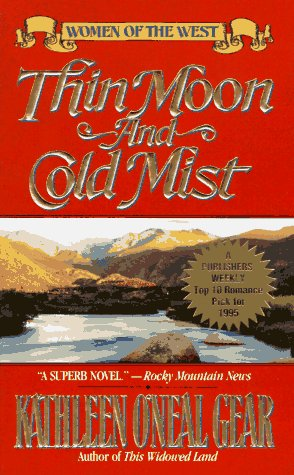 9780812536577: Thin Moon and Cold Mist: Women of the West (Women of the West Series)