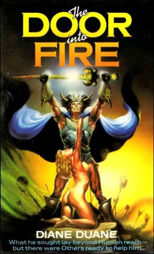 9780812536713: The Door Into Fire (The Tale of the Five #1)