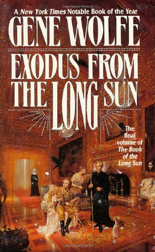 9780812539059: Exodus From The Long Sun (Book of the Long Sun)