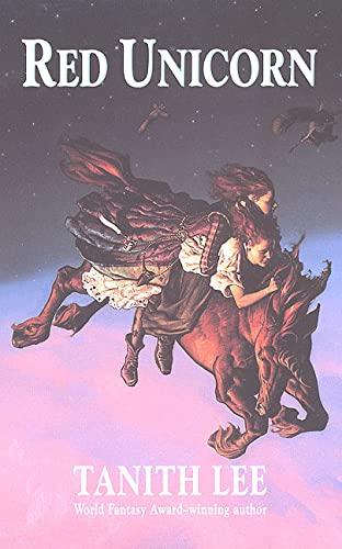 Red Unicorn (Tor Fantasy): Tanith Lee