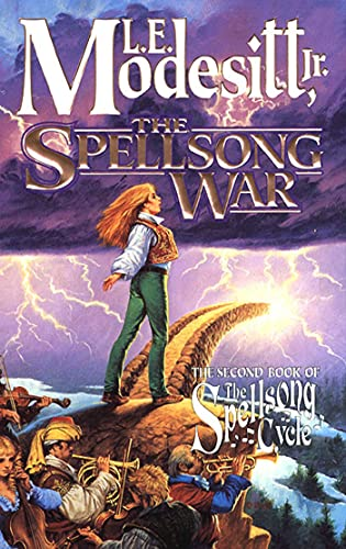 The Spellsong War: The Second Book of the Spellsong Cycle (Spellsong Cycle)