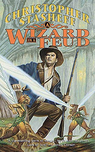 9780812541526: A Wizard In A Feud (Chronicles of the Rogue Wizard)