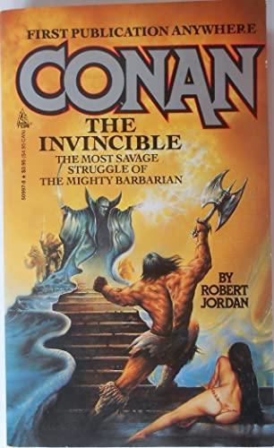 9780812542257: Conan the Invincible
