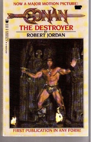 Conan The Destroyer (9780812542387) by Robert Jordan