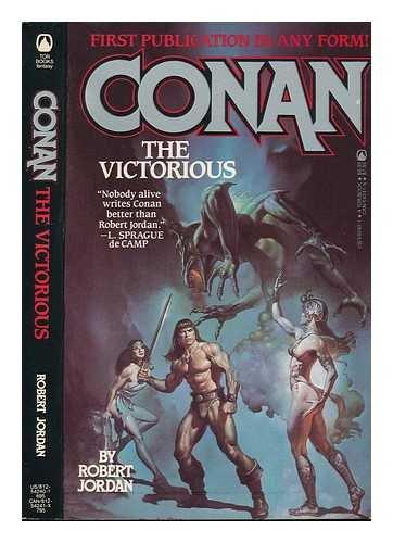 9780812542400: Conan the Victorious