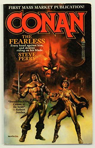 9780812542585: Conan The Fearless