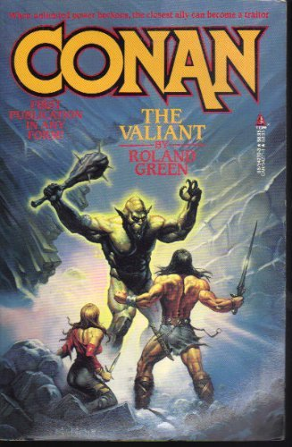 9780812542707: Conan the Valiant
