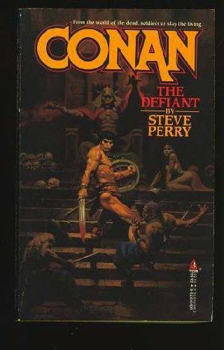 Conan: Conan the Defiant