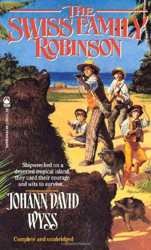 9780812543063: The Swiss Family Robinson (Tor Classics)