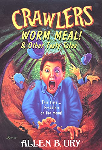 9780812543599: Crawlers! Worm Meal And Other Tasty Tales