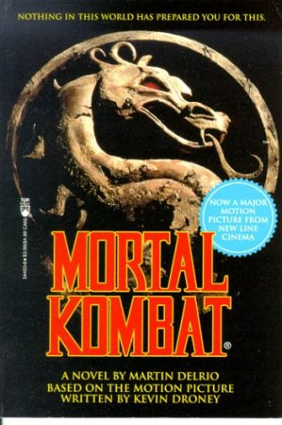 9780812544534: Mortal Kombat: A Novel
