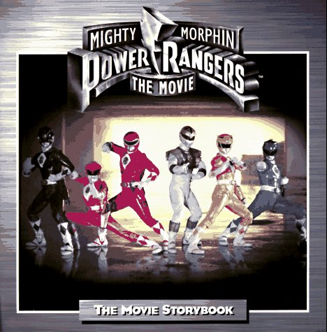 9780812544541: Mighty Morphin Power Rangers: The Movie Storybook