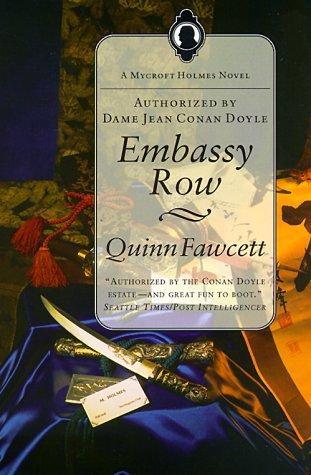 9780812545227: Embassy Row: A Mycroft Holmes Novel