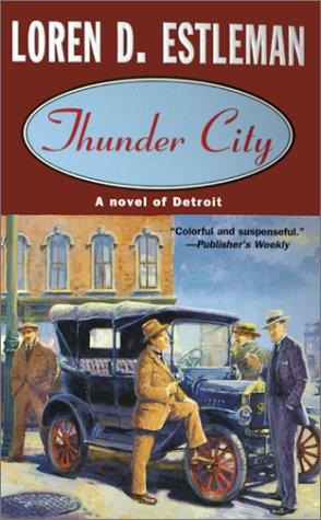 9780812545388: Thunder City (Detroit Crime Series #7)