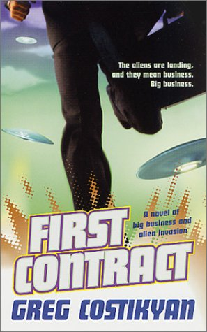 9780812545494: First Contract