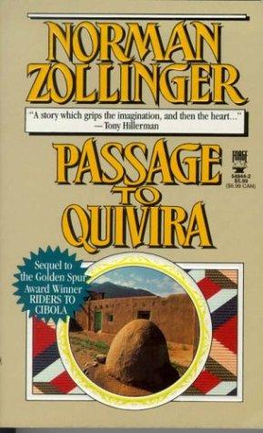 9780812548440: Passage to Quivira