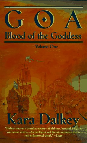 9780812549423: Goa (Blood of the Goddess)