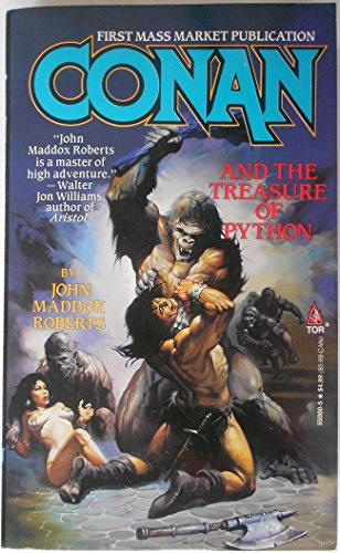 Conan and the Treasure of Python: Roberts, John Maddox