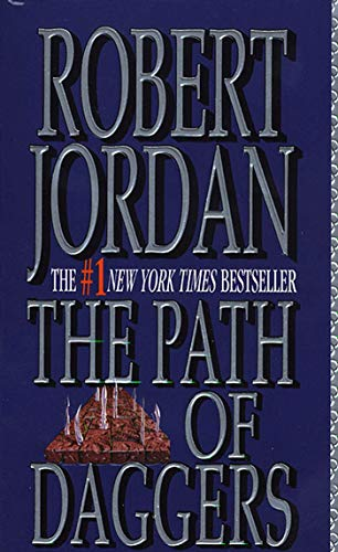 9780812550290: The Path of Daggers (The Wheel of Time, Book 8)