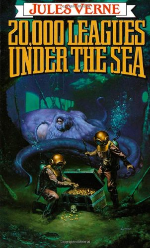 20,000 Leagues Under the Sea (Tor Classics): Jules Verne