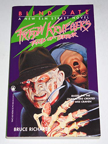 Freddy Krueger's Tales of Terror #1: Blind Date (0812551680) by Bruce Richards
