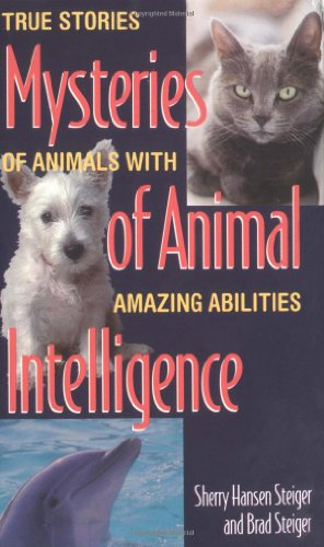9780812551914: Mysteries of Animal Intelligence: True Stories of Animals with Amazing Abilities