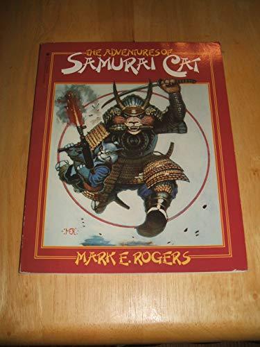 9780812552461: The Adventures of Samurai Cat