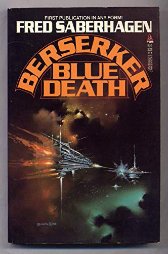 9780812553222: Berserker: Blue Death
