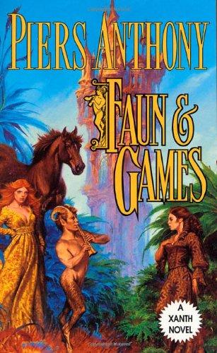 9780812555110: Faun & Games (Xanth, No. 21)