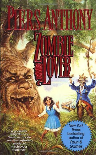 9780812555127: Zombie Lover (Xanth)