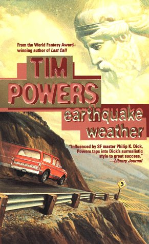 9780812555196: Earthquake Weather (Tor Fantasy)