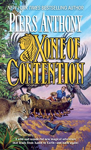 9780812555233: Xone of Contention: A Xanth Novel