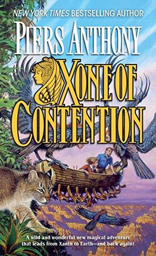 9780812555233: Xone of Contention (Xanth, No. 23)