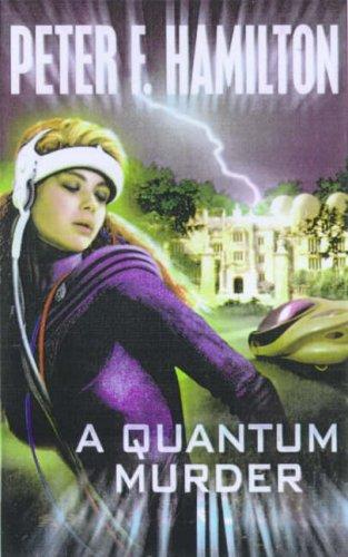 9780812555240: A Quantum Murder (Greg Mandel)