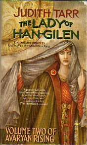 9780812556216: The Lady of Han-Gilen (Volume Two of Avaryan Rising)
