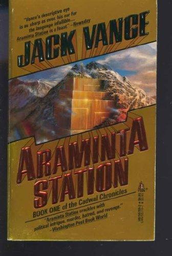 9780812557091: Araminta Station (Cadwal Chronicles, Book No. 1)