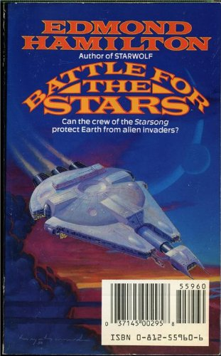 The Nemesis from Terra / Battle for the Stars (Tor Double) (9780812559606) by Brackett, Leigh; Hamilton, Edmond
