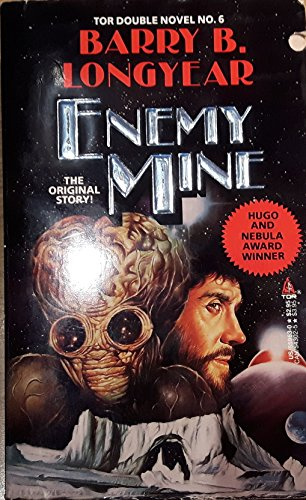 Enemy Mine / Another Orphan (Tor Double Novel, No 6)