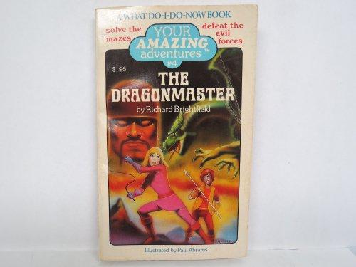 THE DRAGONMASTER #4: Brightfield, Richard, Illustrated
