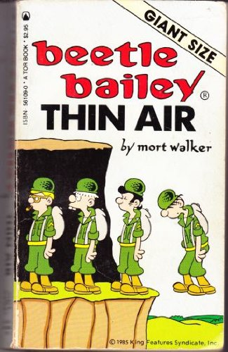 Beetle Bailey - Thin Air.