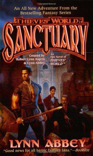 9780812561753: Sanctuary: An Epic Novel of Thieves' World (Thieves' World / [Created by Robert Lynn Asprint & Lynn Abbe)