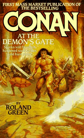 9780812563559: Conan at the Demon's Gate