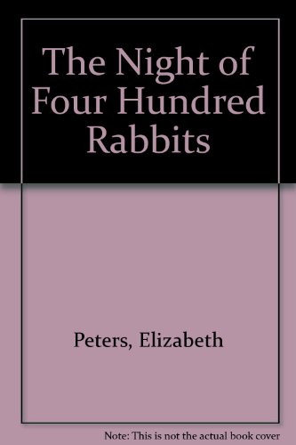 9780812563603: The Night of Four Hundred Rabbits