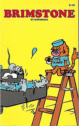 9780812563917: Brimstone [Mass Market Paperback] by Shirvanian, Vahan