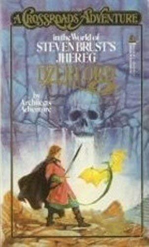 9780812564105: Dzurlord (A Crossroads Adventure in the World of Steven Brust's Jhereg)
