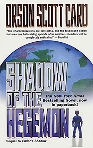 9780812565959: Shadow of the Hegemon (The Shadow Series)