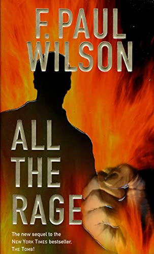 9780812566543: All the Rage (A Repairman Jack Novel)