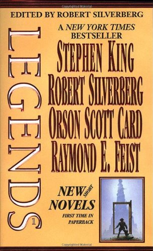Legends: Short Novels by the Masters of: Robert Silverberg